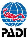 PADI Logo Brand