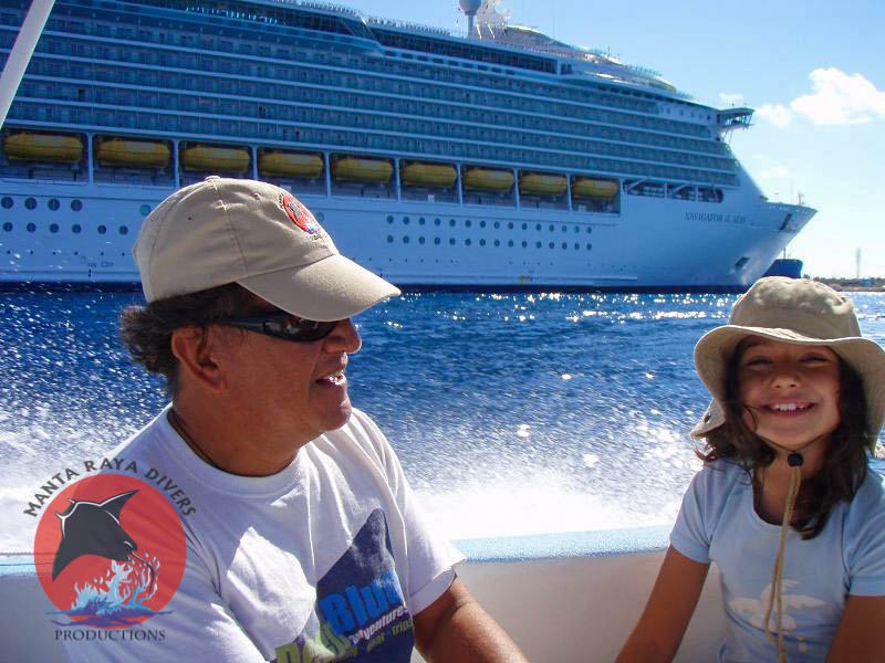 Cruise Ship Side Tour in Cozumel